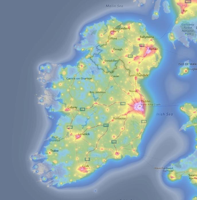 Measuring Light Pollution | Dark Sky Ireland